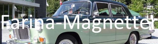 Knap Farina-Magnetter