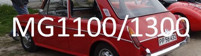 Knap MG 1100-1300