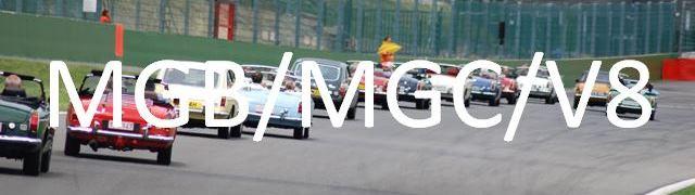 Knap MGB-MGC-V8